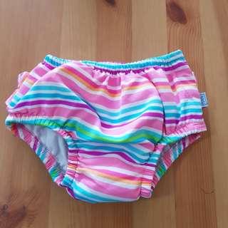 I-play swim diapers - Rainbow (with snaps)