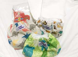 Smart Babies Cloth Diaper Set