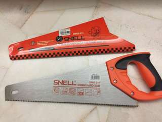 Hand Saw 350MM (use only once)