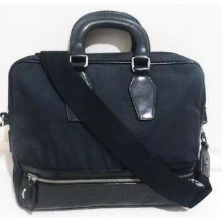Authentic DOLCE and Gabbana Portfolio Bag