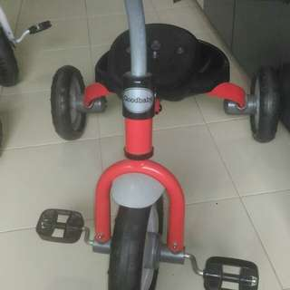 Goodbaby tricycle