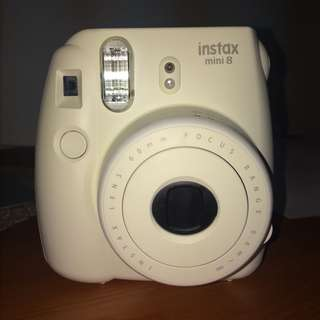 100% Authentic Instax Mini 8 Polaroid Camera