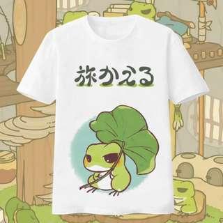 Tabikaeru Short Sleeve & Long Sleeve T-shirts