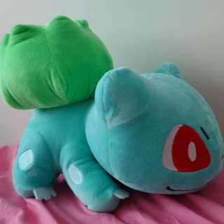Pokemon Bulbasaur Plushie Toy