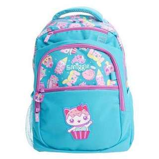 Smiggle backpack girls