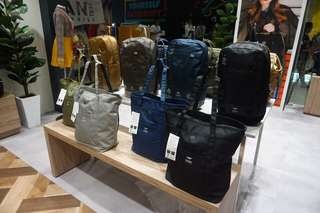 Authentic Anello 2way Tote Backpack