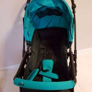 Hardly used!! Joie float Stroller