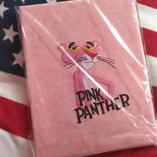 NEW PinkPanther 傻豹 Ipad 2/3/4 case