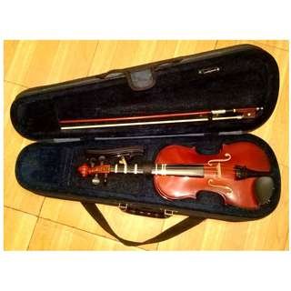 Violin - 1/4 (Quarter-size)