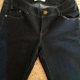 Happy Denim dark blue jeans
