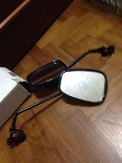 E-bike/bicycle mirror