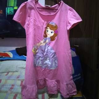 Sofia the 1st dress