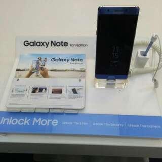 Samsung note FE bunga 0.99 tenor 9 bulan tanpa kartu kredit