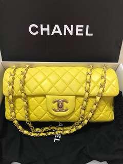 100%Real,Chanel 羊皮已翻新,不合完美主義者