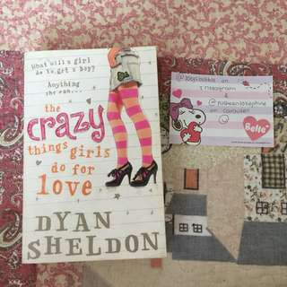 The crazy things girls do for love (IMPORT)