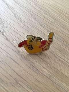 McDonald pin