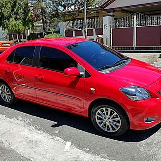 2013 Vios 1.3G AT Limited 31k mileage