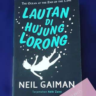 Novel Fixi : Lautan di Hujung Lorong