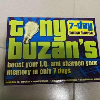 Tony Buzan's Memory Booster