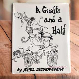 A Giraffe and a Half - Shel Silverstein - Preloved