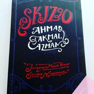 Novel Thriller : Skizo