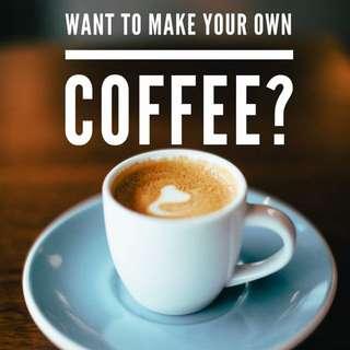 Cheap coffee machine for you