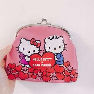 Hello Kitty 零錢包,化妝包