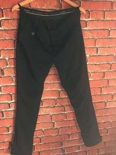 Borongan 4 SLIMFIT celana kerja / celana bahan merk Calbin