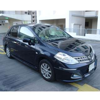 Nissan Latio Sedan 1.5 Auto Premium