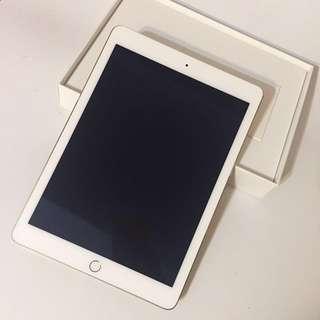 現貨免運 Apple ipad air2 128GB九成新 金色
