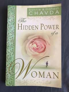 The Hidden Power of a Woman by Bonnie & Mahesh Chanda