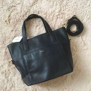 [Flash Sale] Authentic Fossil Darby Satchel