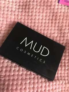 Mud eyeshadow palette