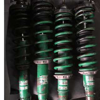 tein eg6 eg9 sr3 sr4 absorber soft hard 24 step