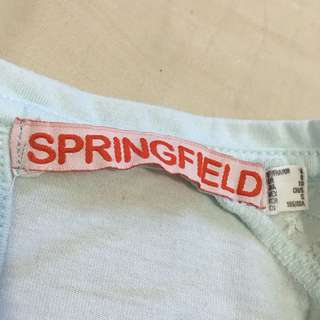 Auth Springfield blouse