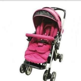 New Capella Premium Series Baby Pram