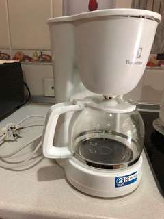 Electrolux Coffee Maker