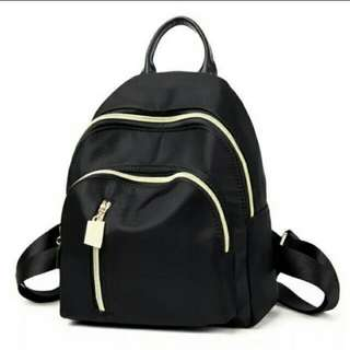 Anello Backpack Leather Large