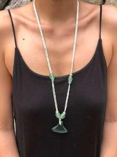 Costume jewellery necklace