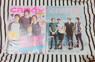 5 Seconds of Summer (5SOS) Fan Magazines