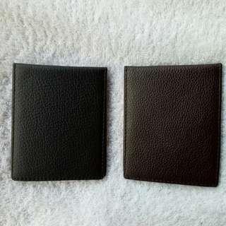 Leather Photo ID Licsense Holder