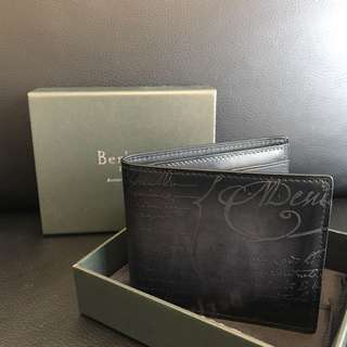 Brand New Berluti Leather Wallet