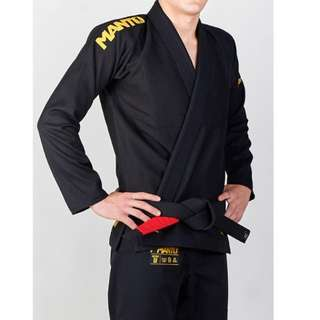 "SALE - Manto GI ""VICTORY"" black -"