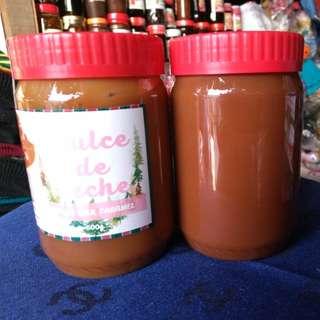 Dulce de leche or Yema palaman