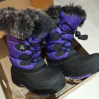 Kamik Winter Boots Girls