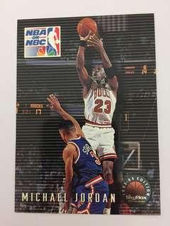美國NBA明星咭 - Michael Jordon 系列 (二)