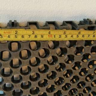 Garden mat