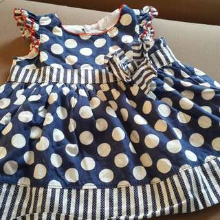 Gaun untuk NEWBORN -3MTH baby
