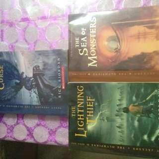 Rick Riordon books!