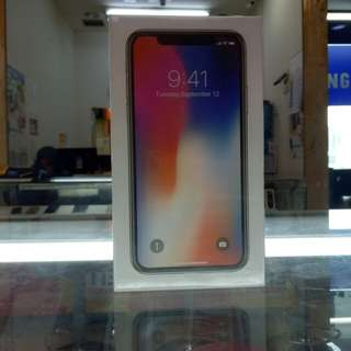 Iphone x 64gb garansi 1 tahun